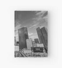 South Dallas Skyline  Hardcover Journal