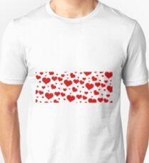 Love banniere  Unisex T-Shirt