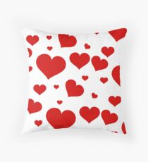 Love banniere  Throw Pillow