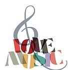 Love music by portokalis