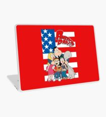 The American Greatest Family Laptop Skin