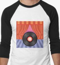 vinyl record Men's Baseball ¾ T-Shirt