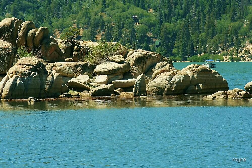Boulder Island by royce
