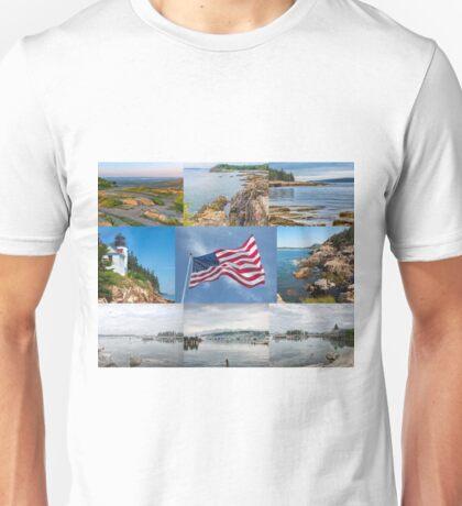 American Splendor - Maine Unisex T-Shirt