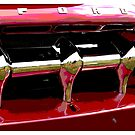 Ford Grill by Danita Hickson