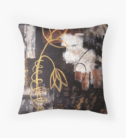 House Of Memories Throw Pillow