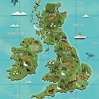 British Isles  by sophieeves90