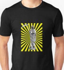 Santa Muerte Sun Ray T-Shirt