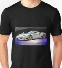 Moon Ferrari Unisex T-Shirt