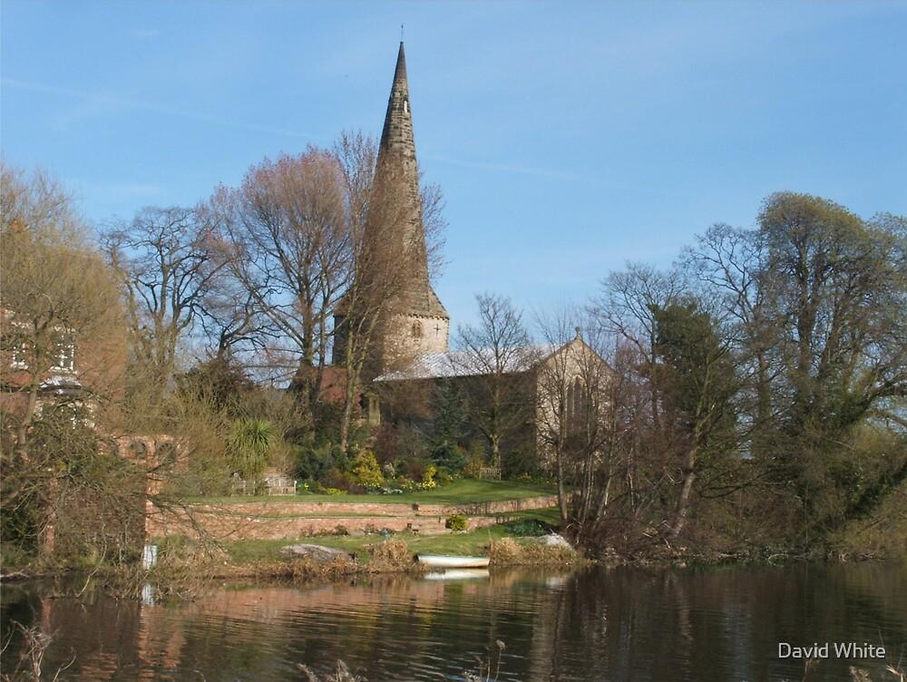 riverside church by David White