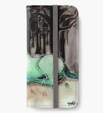 Dark Unicorn Foal iPhone Wallet/Case/Skin