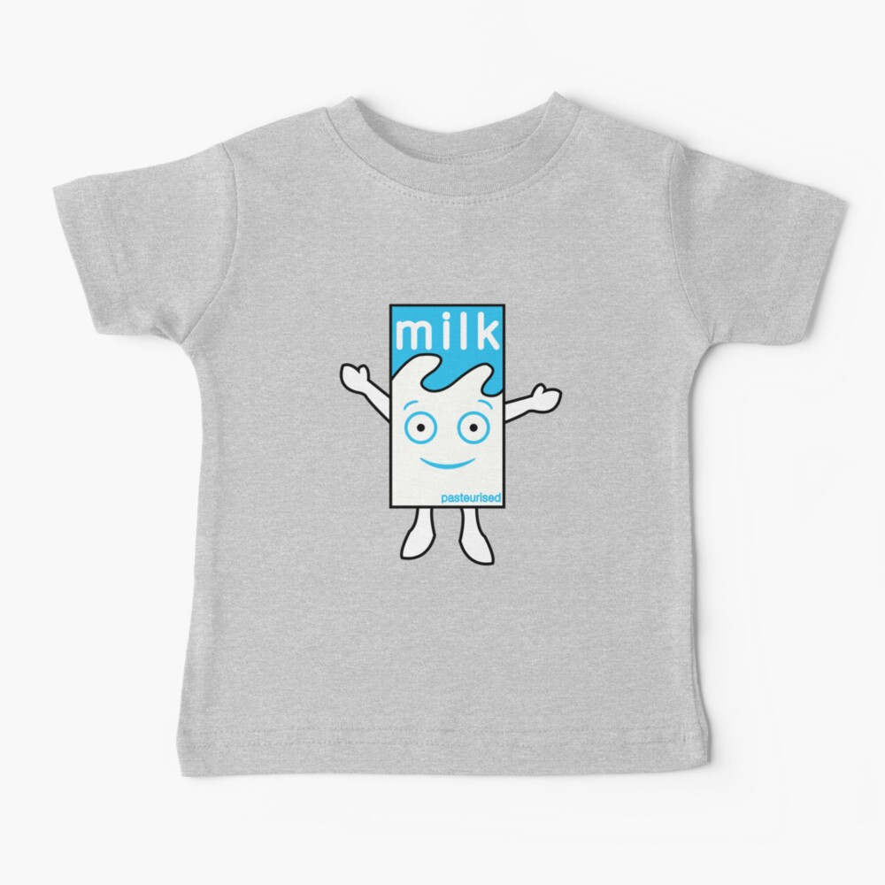 Milk Boy Baby T-Shirt
