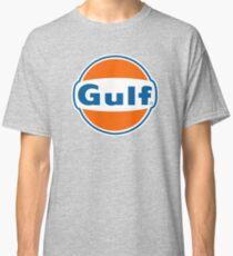 Classic GULF Gasoline Logo Classic T-Shirt