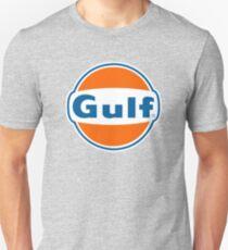 Classic GULF Gasoline Logo Unisex T-Shirt