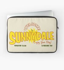 Welcome to Sunnydale Laptop Sleeve