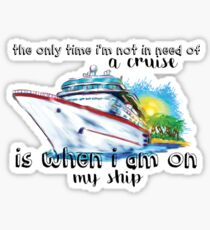 Misc: Cruise Sticker