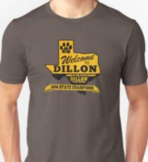 Welcome to Dillon Unisex T-Shirt