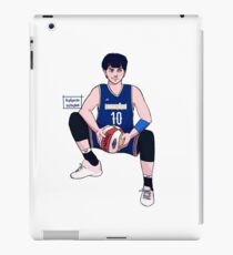 Boy game iPad Case/Skin