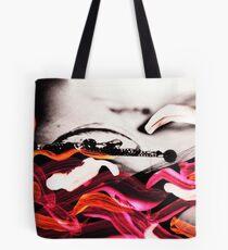 Della Wells: Scenes of Sleep Tote Bag