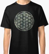 SACRED GEOMETRY METATRON MATRIXFLOWER OF LIFE Classic T-Shirt