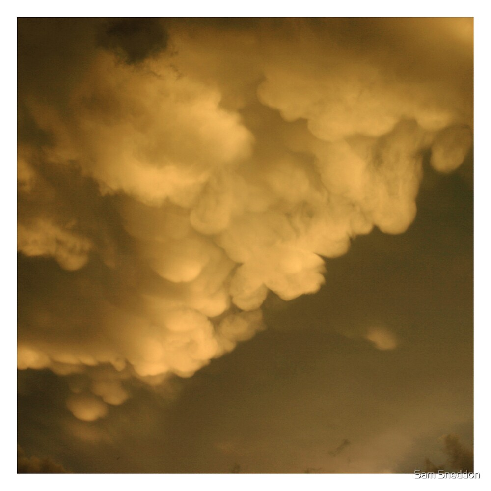 An Evening of Clouds: 2 of 5 by Sam Sneddon