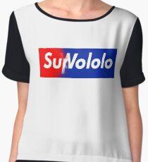 Sup...wololo Women's Chiffon Top