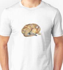 Sleeping Fawn Unisex T-Shirt