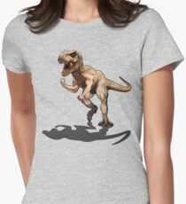 Going Jurrasic by Liftalot Womens Fitted T-Shirt