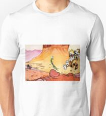 Calvin and Hobbes Weirdos From Another Planet Unisex T-Shirt