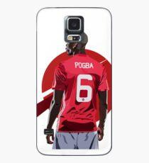paul pogba manchest united Case/Skin for Samsung Galaxy