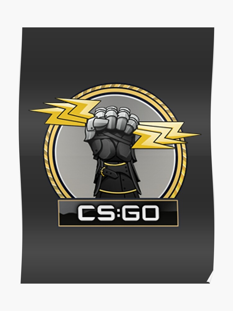 CS:GO - The Glove Collection | Poster