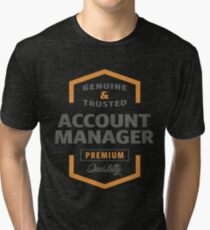 Account Manager Tri-blend T-Shirt