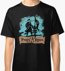 Pirate of the Baker Street Classic T-Shirt