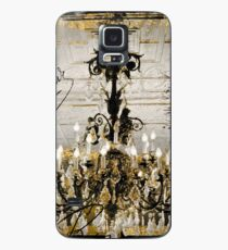 Vintage Paris Crystal Chandelier Case/Skin for Samsung Galaxy