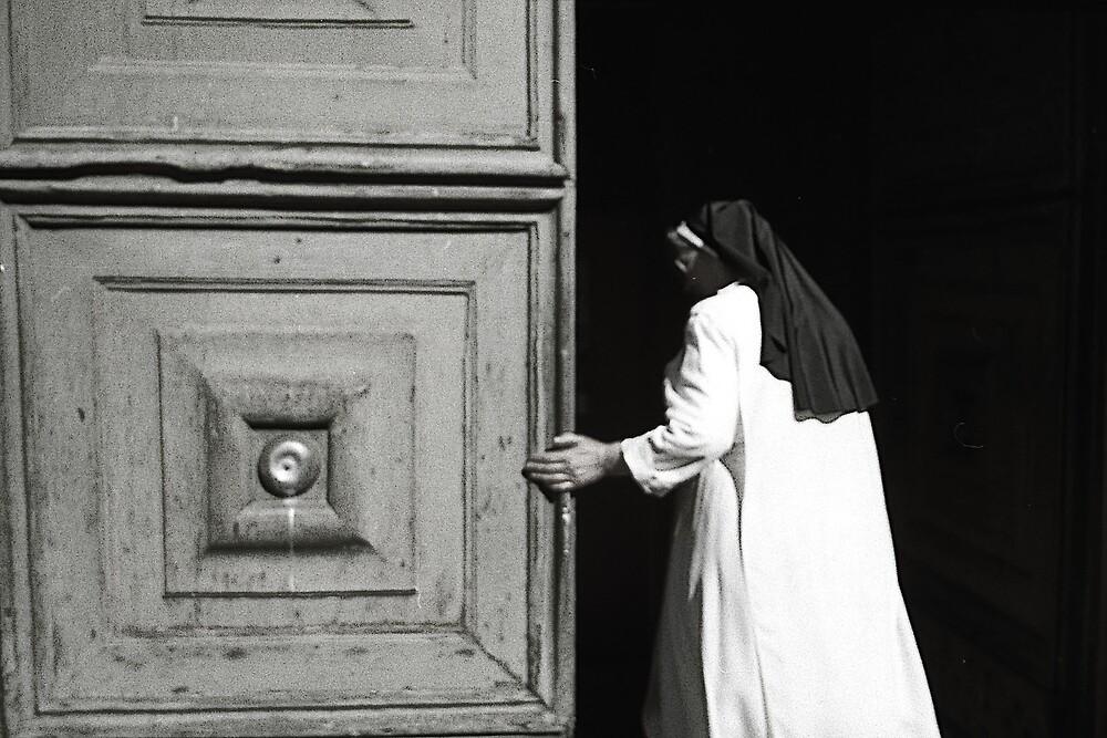 Nun by nikola