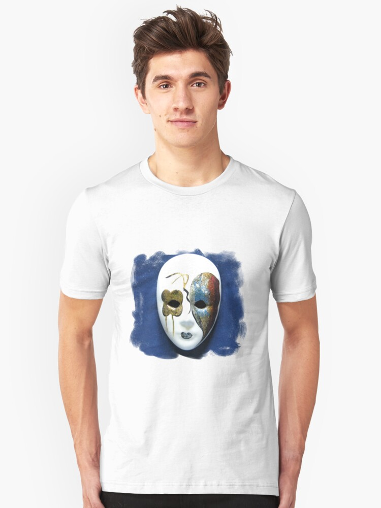 The Mask Unisex T-Shirt Front