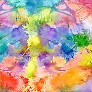 Watercolor Splashes! by Cherie Balowski