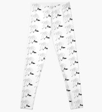 Don't Hate Me Cause You Ain't Me - Sassy Pigeon Leggings