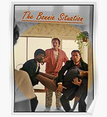 Pulp Fiction  'The Bonnie Situation' - John Travolta, Samuel L. Jackson, Quentin Tarantino Poster