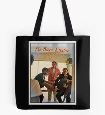 Pulp Fiction  'The Bonnie Situation' - John Travolta, Samuel L. Jackson, Quentin Tarantino Tote Bag