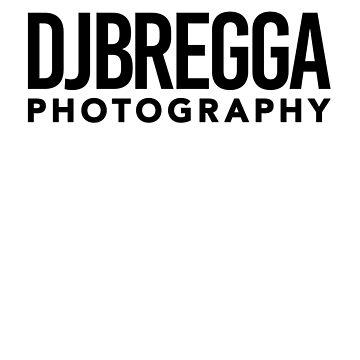 DJ BREGGA PHOTOGRAPHY - BLK by revl