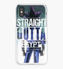 Straight Outta Egypt iPhone Case/Skin