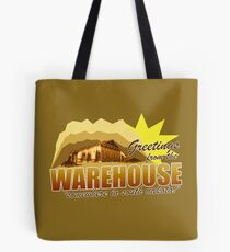 Greetings from the Warehouse Tote Bag