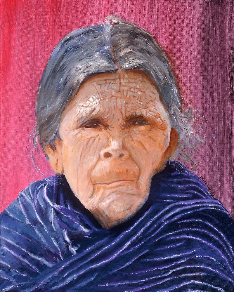 Juana by Peter Worsley