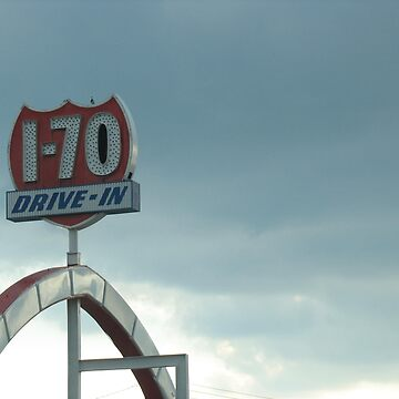 I-70 Drive-in Theater by paintpills