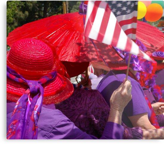 Waving the Flag by ROSS MANARCHY aka John Ross