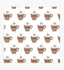 Cup Of Coffee Mug Photographic Print