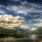 Twin Lakes by Kasey Cline
