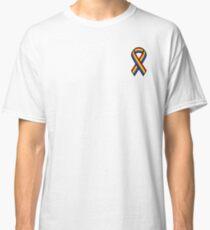 Gay Ribbon Classic T-Shirt