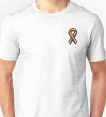 Gay Ribbon Unisex T-Shirt